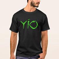 T-shirt Yio logo