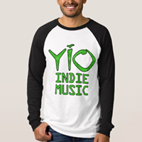 T-shirt Long Sleeve Yio logo Indie Music